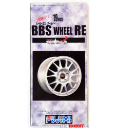 BBS RE Wheel & Tire Set 19 inch