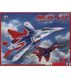 72142 Самолет МиГ-29, Пилотажная группа стрижи