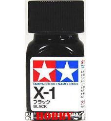 80001 Х-1 Black (Черная)
