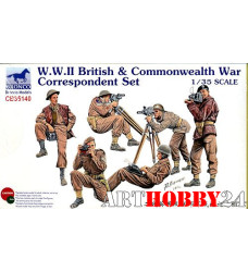CB35140 W.W.II British & Commonwealth War