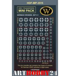 MINI PACK 3515 Сухие декали