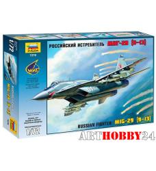 7278 Российский истребитель МиГ-29 (9-13)