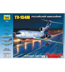 """7004 Пасс. авиалайнер """"Ту-154"""""""