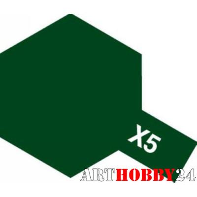 80005 X-5 Green (Зеленая)
