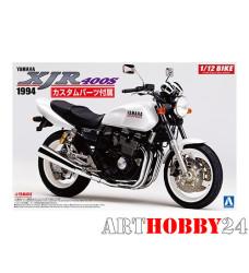 05326 Yamaha XJR400S With Custom Parts
