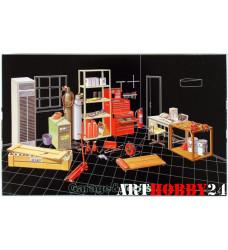 Garage & Tool Series Tools. Инвентарь для гаража