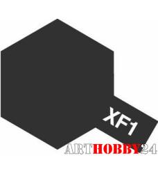 81701 XF-1 Flat Black (Черная матовая) акрил