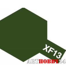 80313 XF-13 J. A. Green (Япон. авиацион. зеленая)