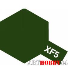 80305 XF-5 Flat Green (Зеленая матовая)