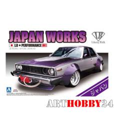 00980 LB Works Japan 4Dr