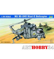 05103 Вертолет МИ-24 (Hind-E)