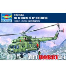 05102 Вертолет МИ-8МТ/МИ-17 (Hip-H)