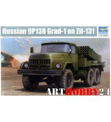 """01032 ЗИЛ-131 (БМ21 """"ГРАД"""")"""