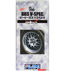 BBS V-spec Wheel & Tire Set 17 inch