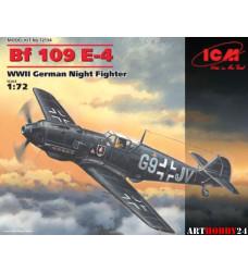 72134 Bf 109E-4