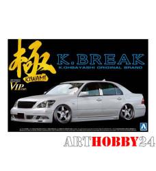 00628 Toyota Celsior K-Break
