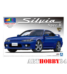 00862 Nissan Silvia Spec.R (Brilliant Blue)