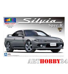 00864 Nissan Silvia Spec.R (Sparkling Silver)