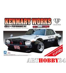 01068 LB Works Ken Mary 4Dr Patrol Car