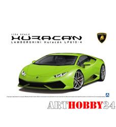 01382 Lamborghini Huracan LP610-4[Overseas Edition]