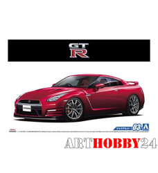 05154 Nissan R35 GT-R Pure Edition '14