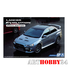 05164 Mitsubishi Lancer Evolution X Final Edition'15