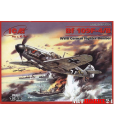 48104 Bf 109F-4 / B