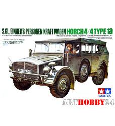 35052 Horch Type 1A с фигурой водителя