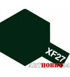80327 XF-27 Black Green (Черно-зеленая)