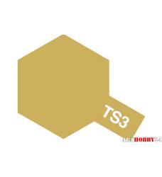 85003 TS-3 Dark Yellow (Темно-желтая) кр.-спрей 100мл.