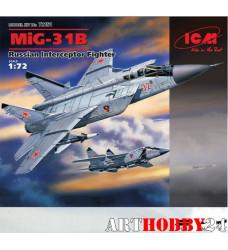 "72151 МиГ-31 ""Foxhound"""