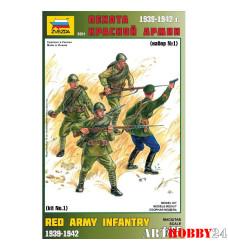 3501 Пехота Красной Армии N1