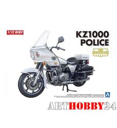 05459 Kawasaki KZ1000 Police