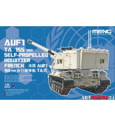 French AUF1 TA 155mm Howitzer