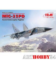 48903 МиГ-25ПД