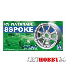 05243 RS Watanabe 8 SpokeE 17inch