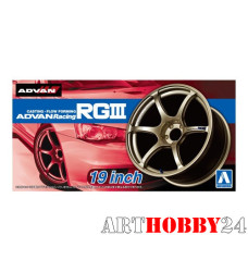 05329 Advan Racing RG3 19inch