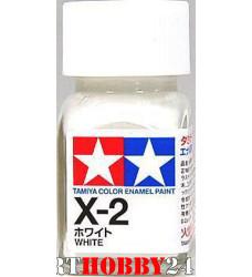 80002 Х-2 White (Белая)