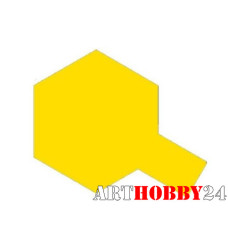 80303 XF-3 Flat Yellow (Желтая матовая)