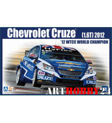 B24003 Chevrolet Cruze(1.6T)'12 WTCC World Champion
