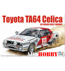 B24004 Toyota TA64 Celica 85 Safari Rally