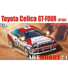 B24006 Toyota Celica ST-165 GT-Four 1990 Safari Rally Ver.