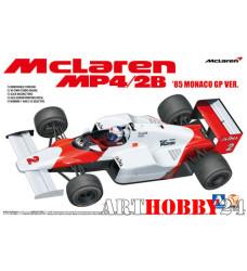 B20002 McLaren MP4/2B 1985 Monaco GP Ver.