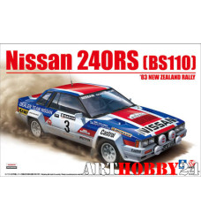 B24008 Nissan 240RS 1983 New Zealand Rally Version