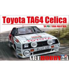B24011 Toyota TA64 Celica'84 Portugal Rally Ver.