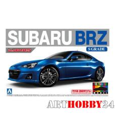 01007 Subaru BRZ'12 WR Blue Mica