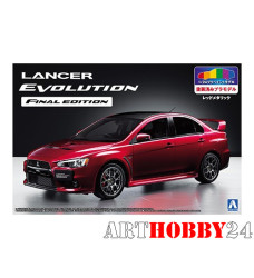 05089 Mitsubishi Lancer Evolution X Final Edition (Red)