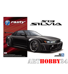 05098 Nissan Silvia S13 '91 Rasty