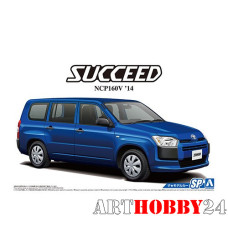 05144 Toyota NCP160V Succeed '14