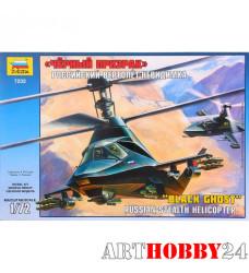"""7232 Российский вертолет-невидимка """"Черный призрак"""""""